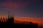 Sailboat-and-Dune-Fence-Sunsets-July-2011_9250